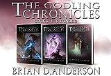The Godling Chronicles : Bundle - Books 4-6 (English Edition)