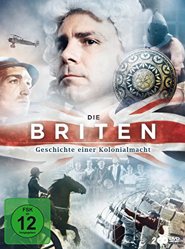 Geschichte einer Kolonialmacht (2 DVD)