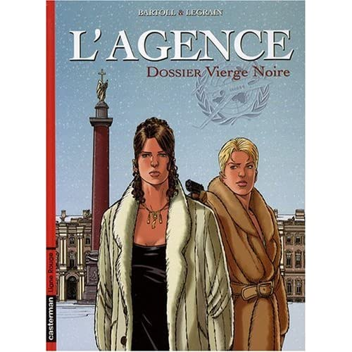 L'Agence, Tome 4 : Dossier Vierge Noire