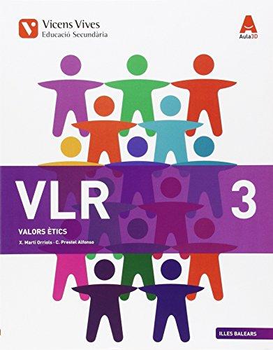 VLR 3 BALEARS (VALORS) ESO AULA 3D: 000001 - 9788468231143