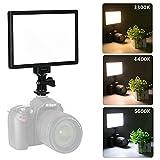 VILTROX L116T CRI 95 Bicolore LED Vidéo Lumière Photo Studio Light Panneau pour Canon Nikon Caméra Sony DSLR Appareil Photo