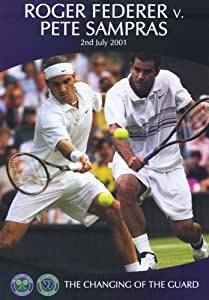 Roger Federer Vs Pete Sampras - the Changing of the Guard