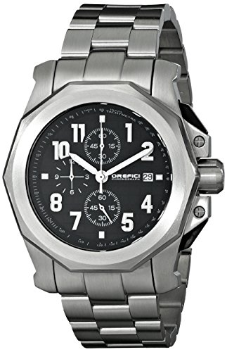 Orefici Unisex ORM6C4401BR Stainless Steel Watch