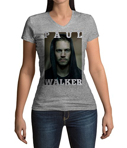 paul-walker-as-brian-oconner-fast-and-furious-graphic-womens-v-neck-t-shirt-xl