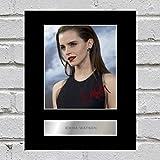 Emma Watson Photo dédicacée encadrée