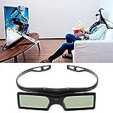 1pc Occhiali 3D con otturatore attivo 3D per Samsung/per Panasonic per Sony 3DTV Occhiali 3D TV universali