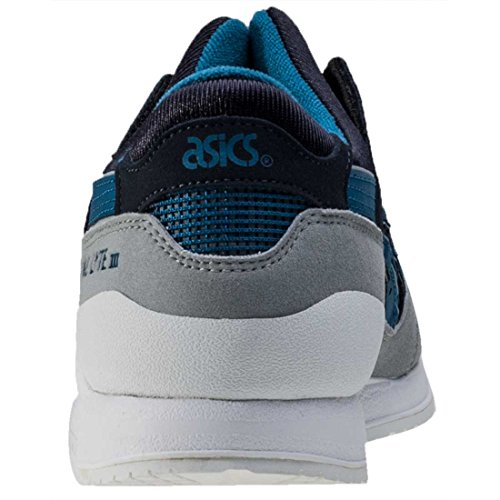 Asics Onitsuka Tiger Gel-lyte Iii Gs Kind Sneakers Grey Navy