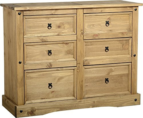 mercers-furniture-corona-6-schubladen-breite-kommode-holz-antique-wax-133-x-48-x-106-cm