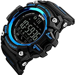 ETOWS® Men Digital Wristwatches Smart Watch Big Dial Fashion Outdoor Sport Watches LED Watches