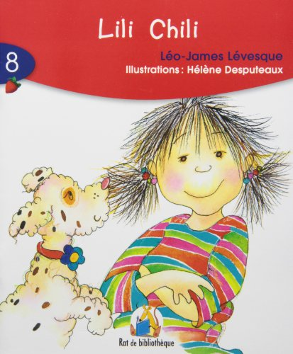 Lili Chili 6ans: Rat Rouge 08