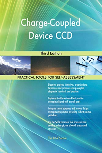 Charge-Coupled Device CCD Third Edition (English Edition) -