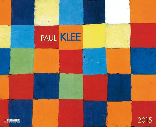 Paul Klee 2015 Decor Calendar