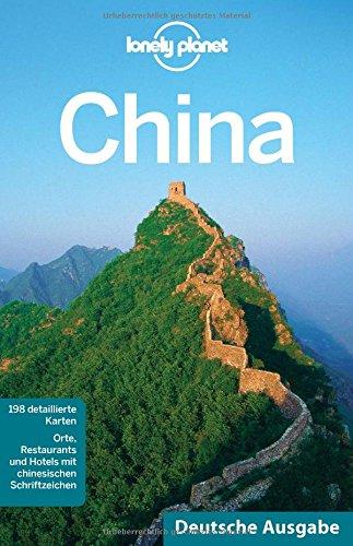 Reiseführer China, Lonely Planet