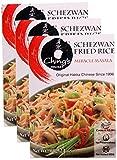 #2: Big Bazaar Combo - Ching's Secret Masala Schezwan Fried Rice, 60g (Buy 2 Get 1, 3 Pieces) Promo Pack
