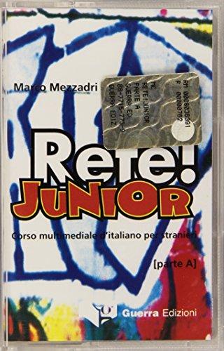 Rete! Junior. Corso multimediale d'italiano per stranieri. Parte A. Audiocassetta