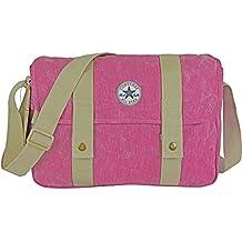 2f0d1af376d54 CONVERSE Umhängetasche SATCHEL Schultertasche Handtasche Damentasche Pink  Paper