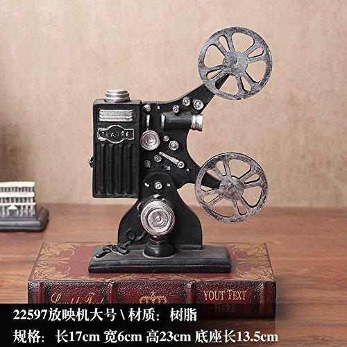 american-retro-delicate-decorazioni-creative-modello-di-macchine-da-scrivere-e-nel-soggiorno-ufficio