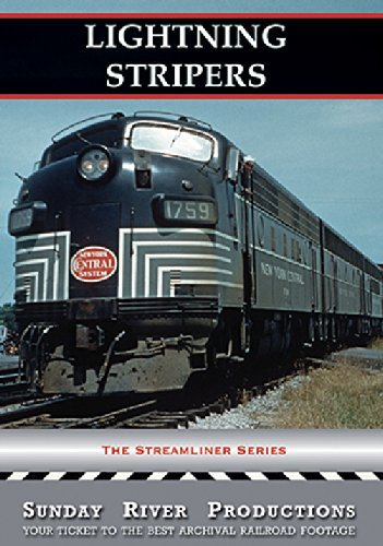 Lightning Stripers by New York Central
