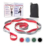 Sport2People Yoga Strap for Stretching and...