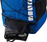 ERIMA Multifunktionsrucksack mit Bodenfach CLUB 5 new royal/schw, options Size: 1