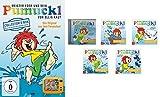DVD Box Staffel 1 + Hörspiele CD 1-5 (4 DVDs + 5 CDs)