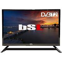 BSL Téléviseur 19 pouces   Tuner TDT2   Résolution HD   Connexion HDMI   Lecteur multimédia USB   Haut-parleurs stéréo 10 W   Mode hôtel  
