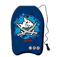 Capt´n Sharky Bodyboard, 59 x 38 cm, Model# 12928