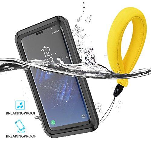 fitmore Samsung Galaxy S8 Absorption Case, Waterproof Case