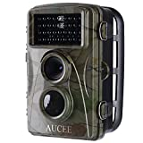 Best Hunting Cameras - AUCEE Hunting Camera, 12MP 1080P Full HD Trail Review