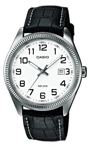 Casio Collection Herren-Armbanduhr Analog Quarz MTP-1302PL-7BVEF