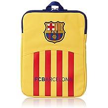 "Safta 611562686 - Funda para ordenador portátil de 10.6 "", con estilo de FC Barcelona"