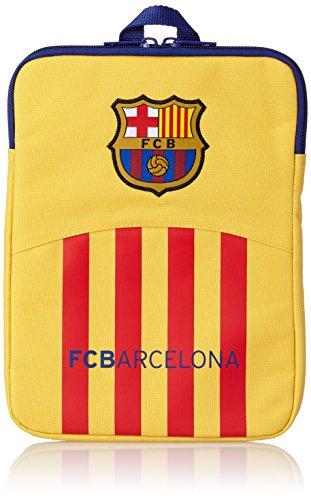Safta 611562686 – Funda para ordenador portátil de 10.6″, con estilo de FC Barcelona