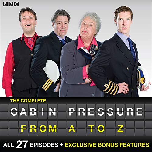 Car-audio Ds-serie (Cabin Pressure: A-Z: The BBC Radio 4 Airline Sitcom)