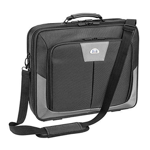 Pedea Premium Notebooktasche bis 43,9 cm (17,3 Zoll) grau (17 Premium-aktentasche)