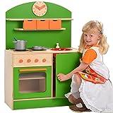 Kinderküche Bilbao grün von Plaho