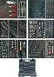 KS Tools 815.0454 Werkzeug-Einlagen-Sortiment 454-tlg.