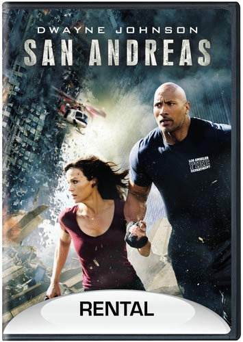 San Andreas (Rental Ready)