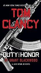 Tom Clancy Duty and Honor (Jack Ryan Jr. Novel)