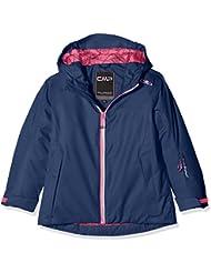 CMP - Chaqueta de esquí para niña, otoño/invierno, niña, color Nautico, tamaño 8 años (128 cm)
