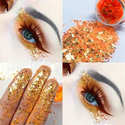 Preisvergleich Produktbild Women Best Gift! Beisoug Shimmer Glitter Lidschatten Pulver Palette Matte Lidschatten Kosmetik Make-up