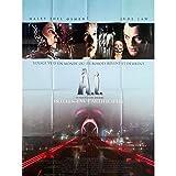 A.I. INTELLIGENCE ARTIFICIELLE Affiche de film - 120x160 cm. - 2001 - Jude Law, Steven Spielberg