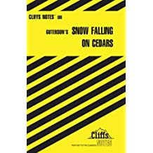 Cliffs Notes on Guterson's Snow Falling on Cedars