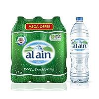 Al Ain Bottled Drinking Water Mega offer Pack - 1.5 litres (Pack of 6)