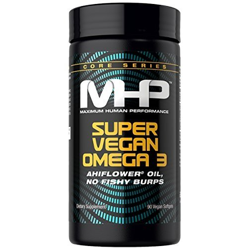 MHP - Súper vegano Omega Core 3 Series - 90 Vegan Softgel