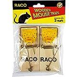 Raco Trampa de Madera para ratón