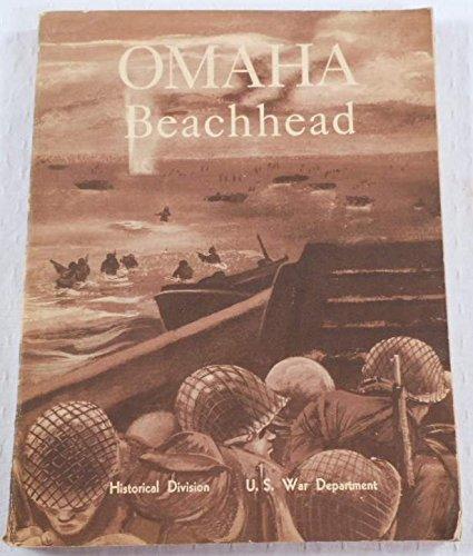 Omaha Beachhead 6 June-13 June 1944