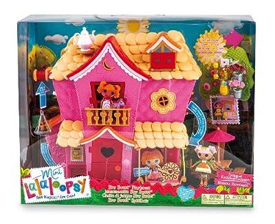 Giochi Preziosi 5285 Lalaloopsy Sew Sweet - Casa de muñecas mini Lalaloopsy de Giochi Preziosi