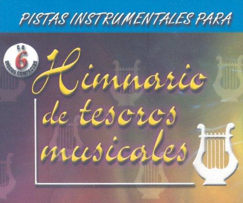 Musicales Pistas (Himnario de Tesoros Musicales: Pistas Instrumentales Para)
