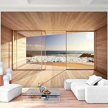 vlies fototapete fototapeten tapeten tapete f r die ecke wald 443ve e baumarkt. Black Bedroom Furniture Sets. Home Design Ideas
