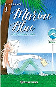 Marine Blue nº 03/04 par Ai Yazawa